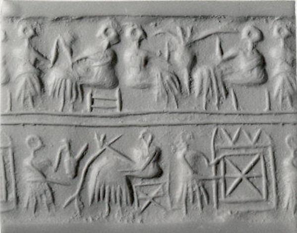 Sumerian Straw